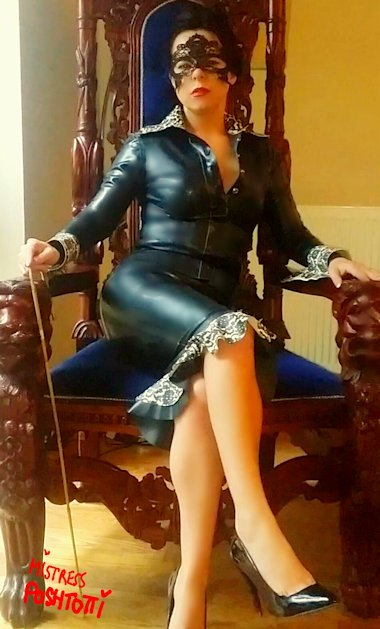 South Wales Mistress Poshtotti